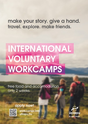 International Voluntary Workcamps 2018